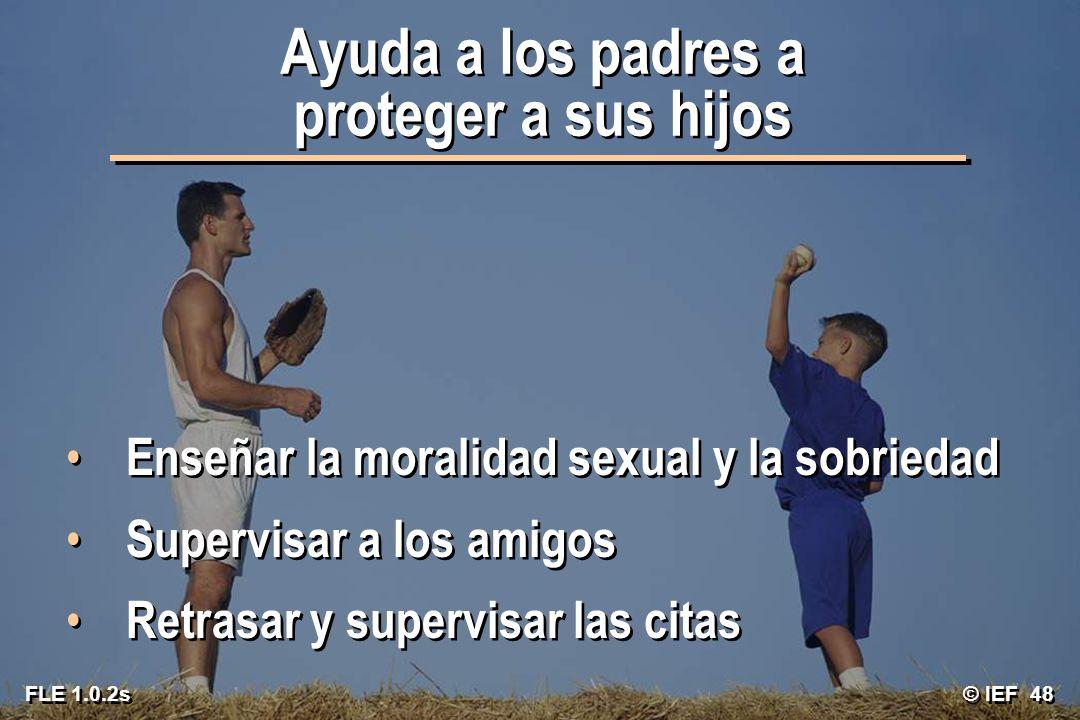 Ayuda a los padres a proteger a sus hijos