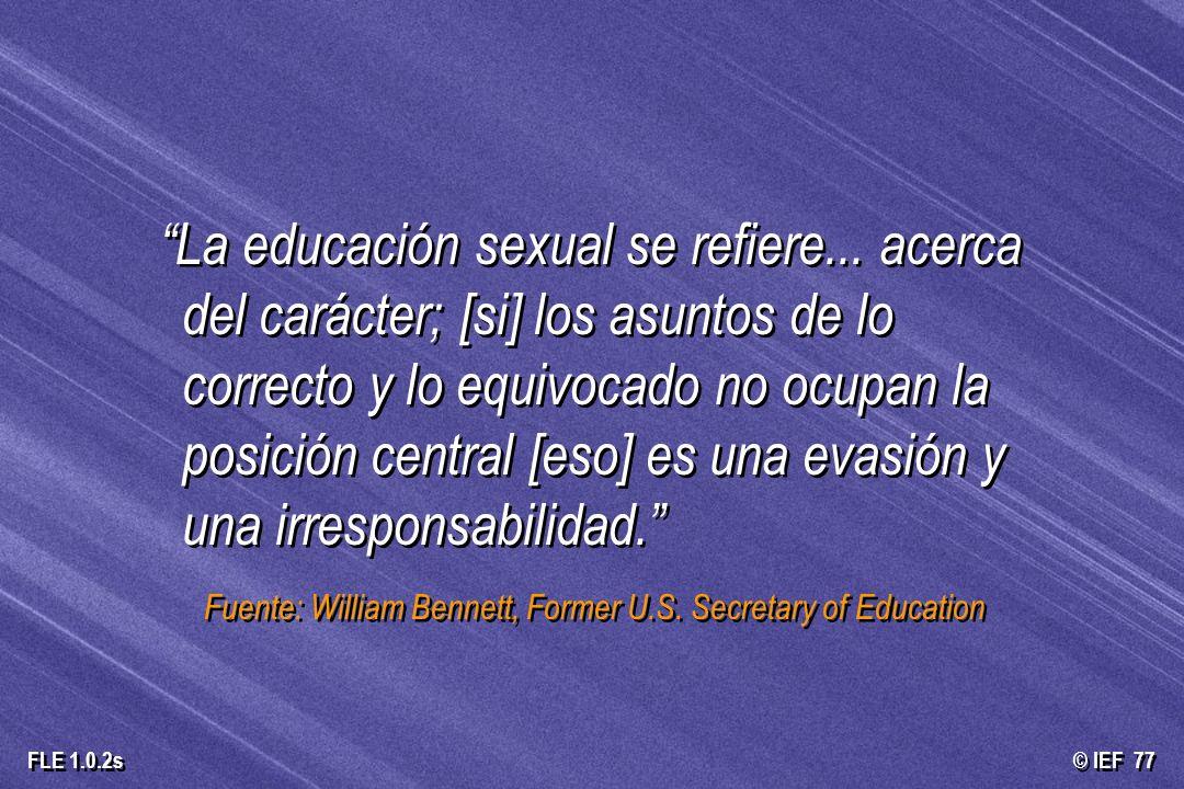 La educación sexual se refiere