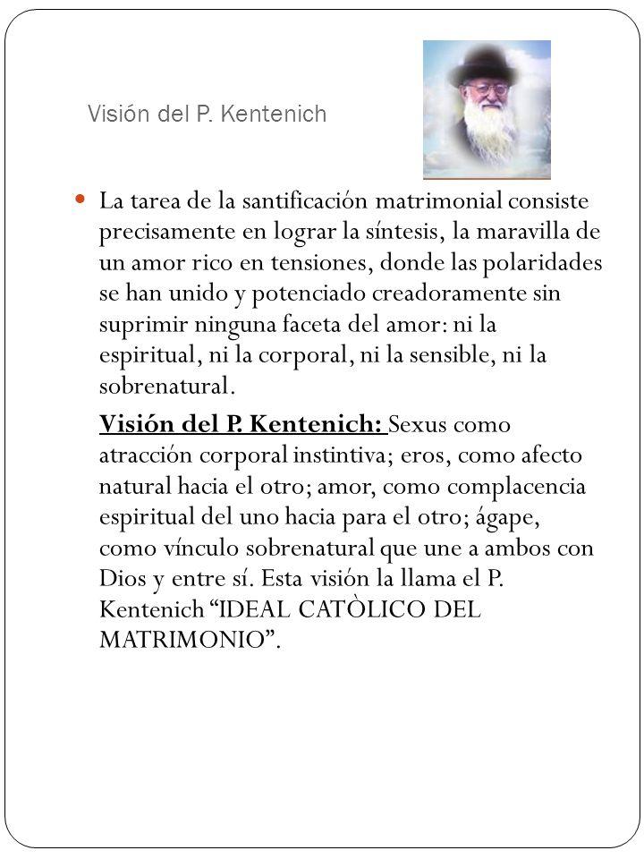 Visión del P. Kentenich