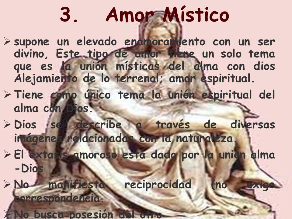 3. Amor Místico