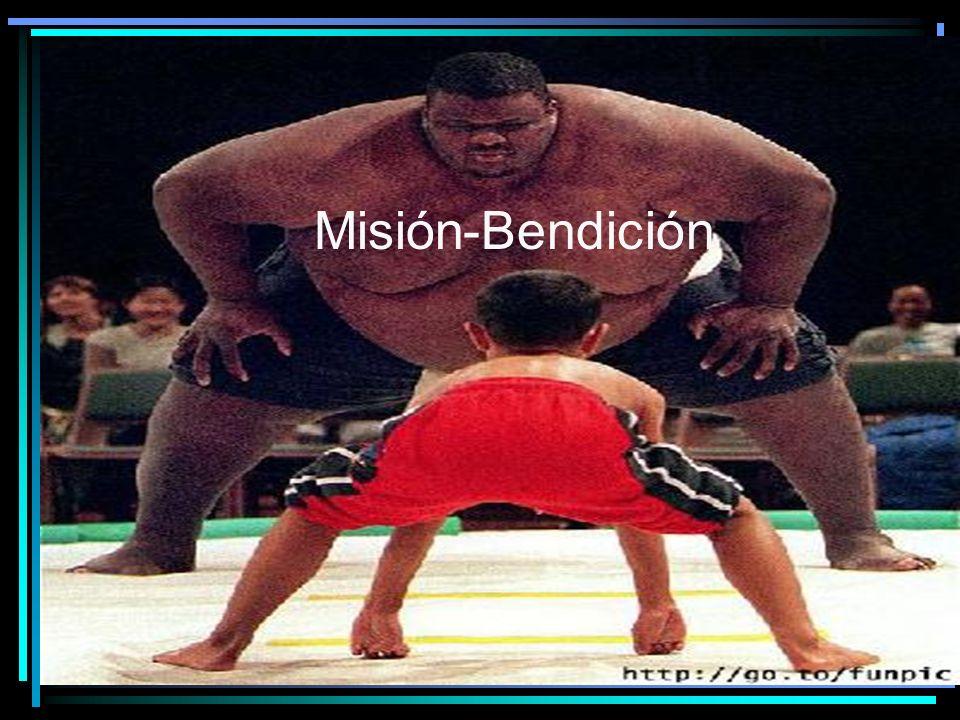 Misión-Bendición