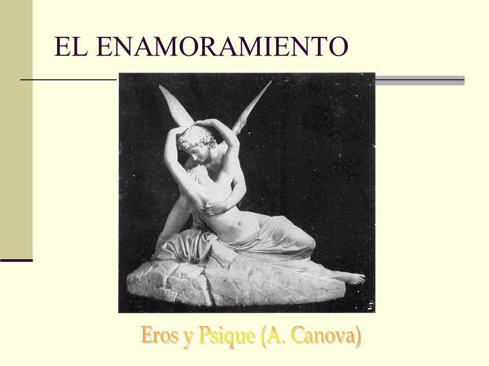 Eros y Psique (A. Canova)