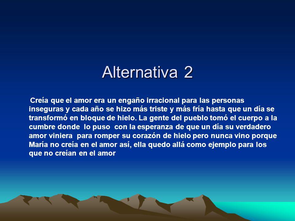 Alternativa 2