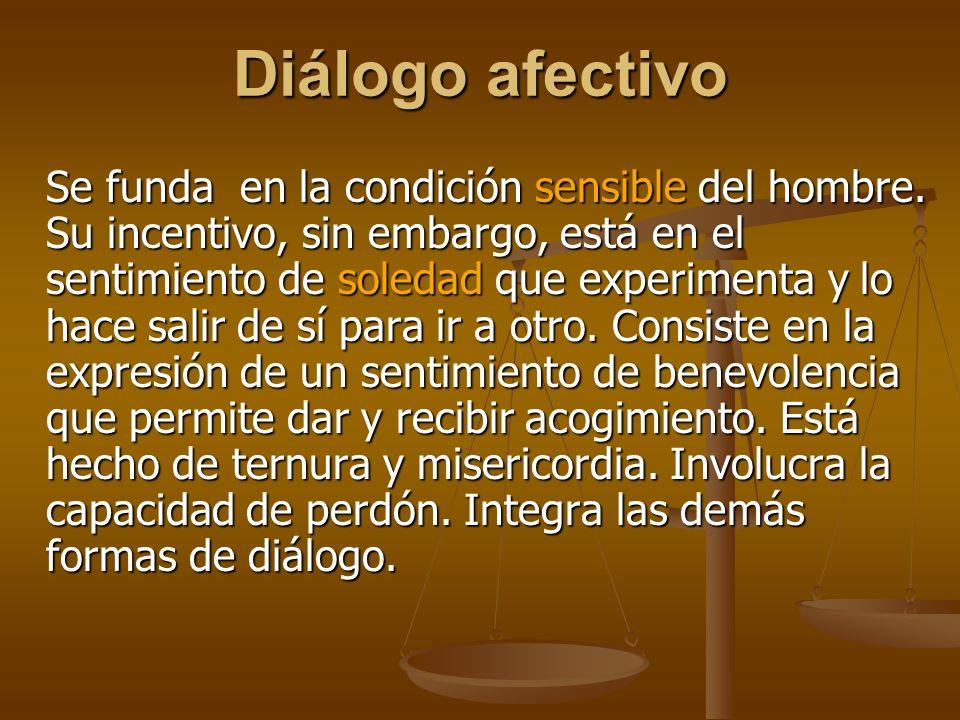 Diálogo afectivo