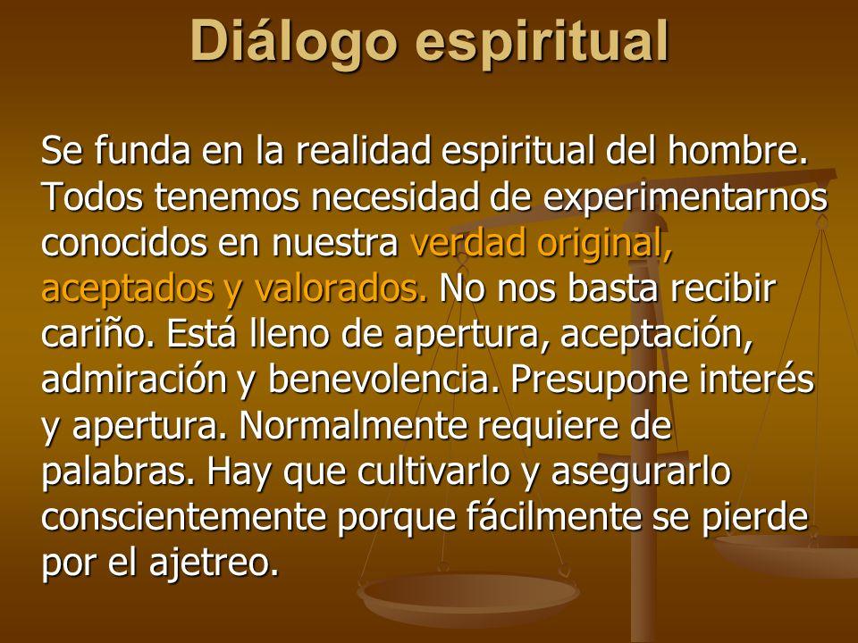 Diálogo espiritual