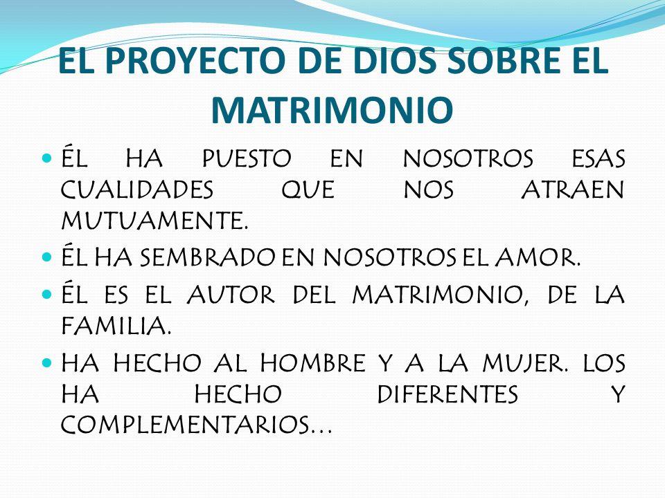 Matrimonio Y Familia En El Proyecto De Dios : El amor ppt video online descargar