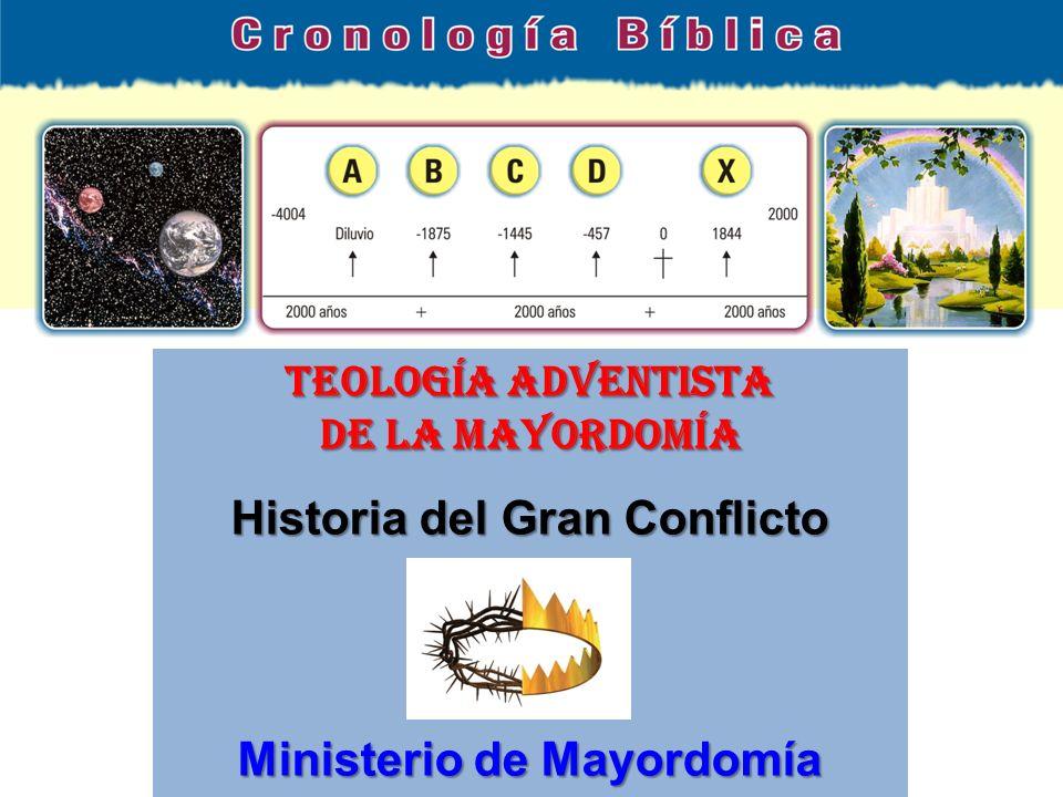 Historia del Gran Conflicto Ministerio de Mayordomía