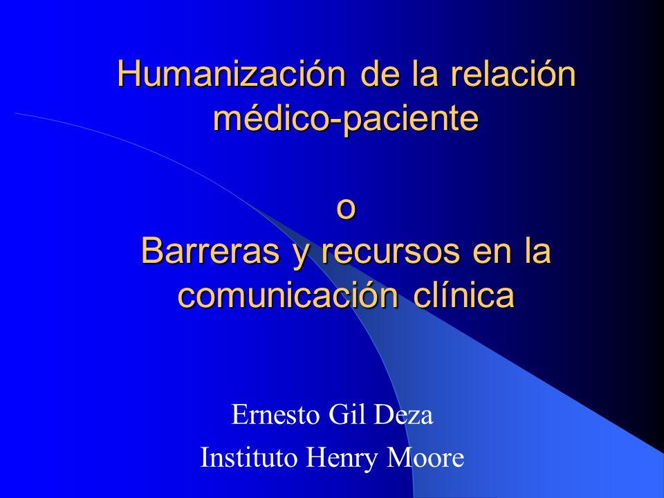Ernesto Gil Deza Instituto Henry Moore