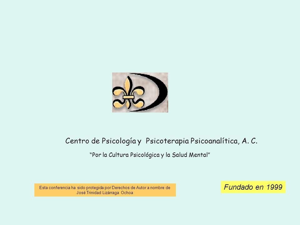 Centro de Psicología y Psicoterapia Psicoanalítica, A. C.