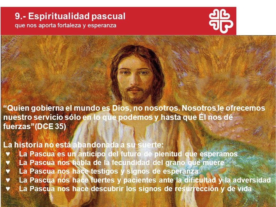 9.- Espiritualidad pascual