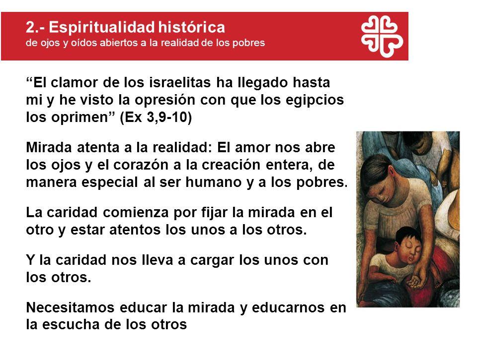 2.- Espiritualidad histórica