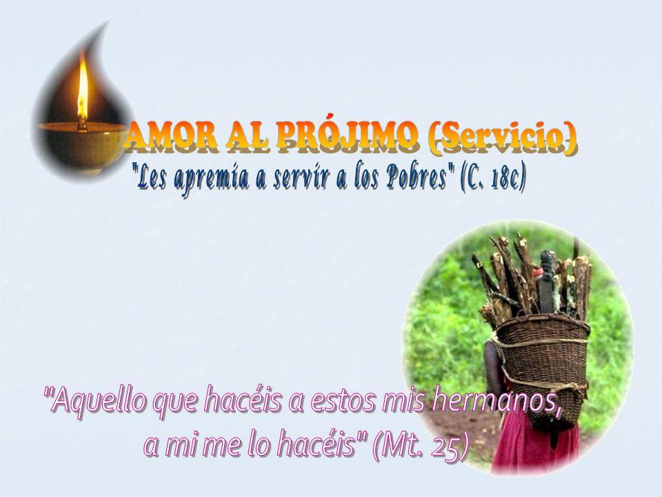 AMOR AL PRÓJIMO (Servicio)