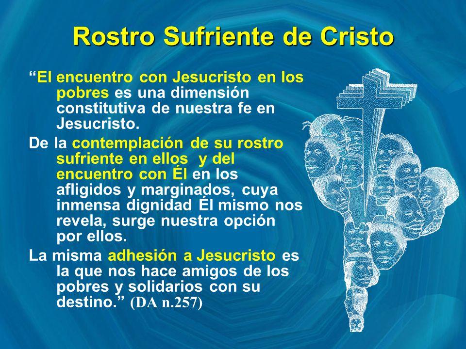 Rostro Sufriente de Cristo