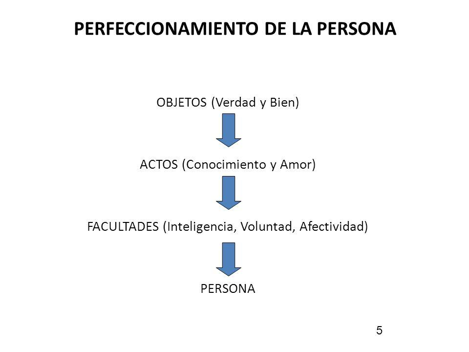 PERFECCIONAMIENTO DE LA PERSONA