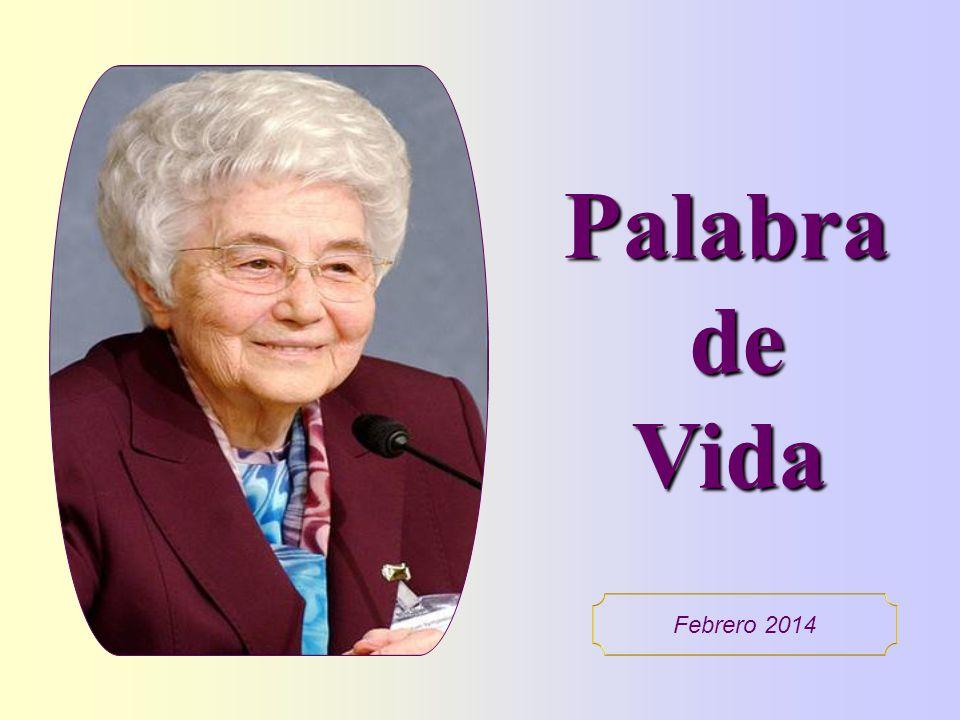 Palabra de Vida Febrero 2014 1