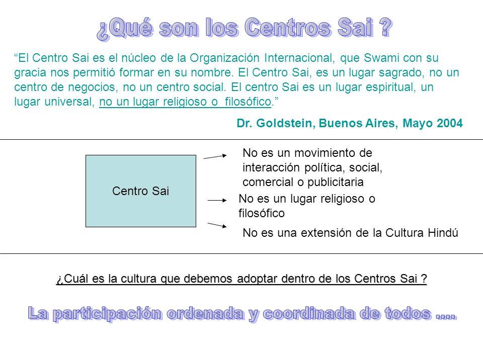 ¿Qué son los Centros Sai