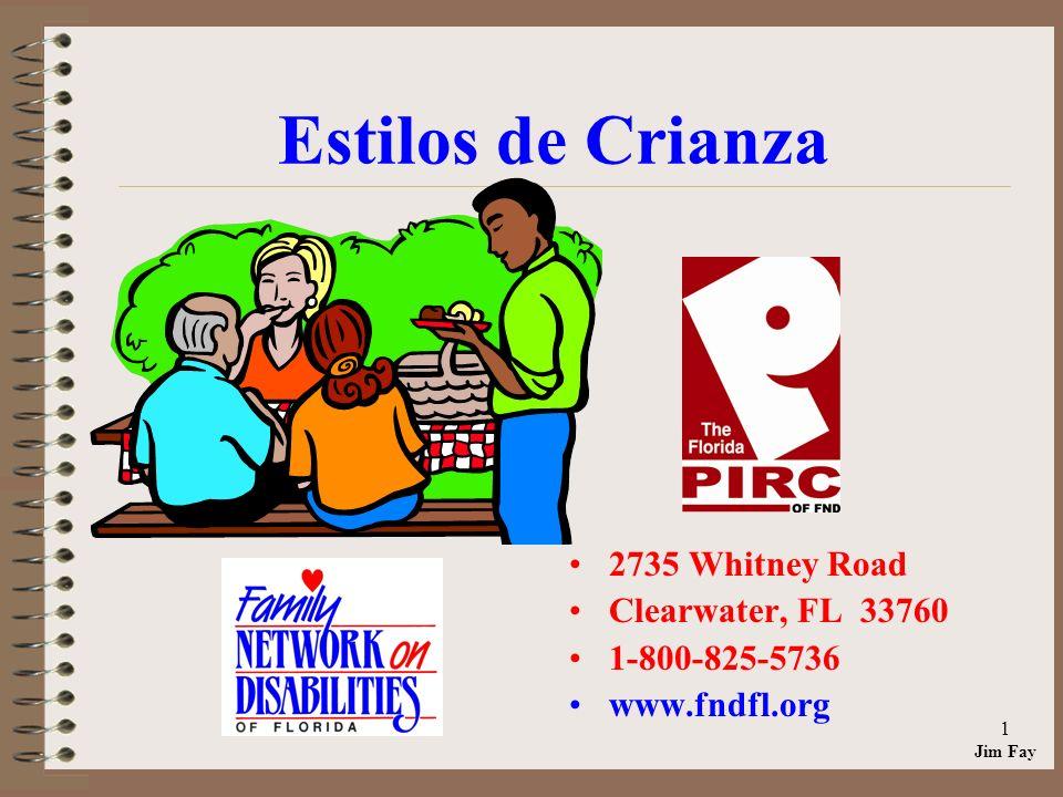Estilos de Crianza 2735 Whitney Road Clearwater, FL 33760