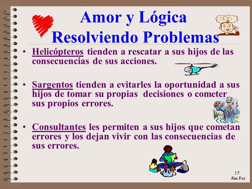 Amor y Lógica Resolviendo Problemas