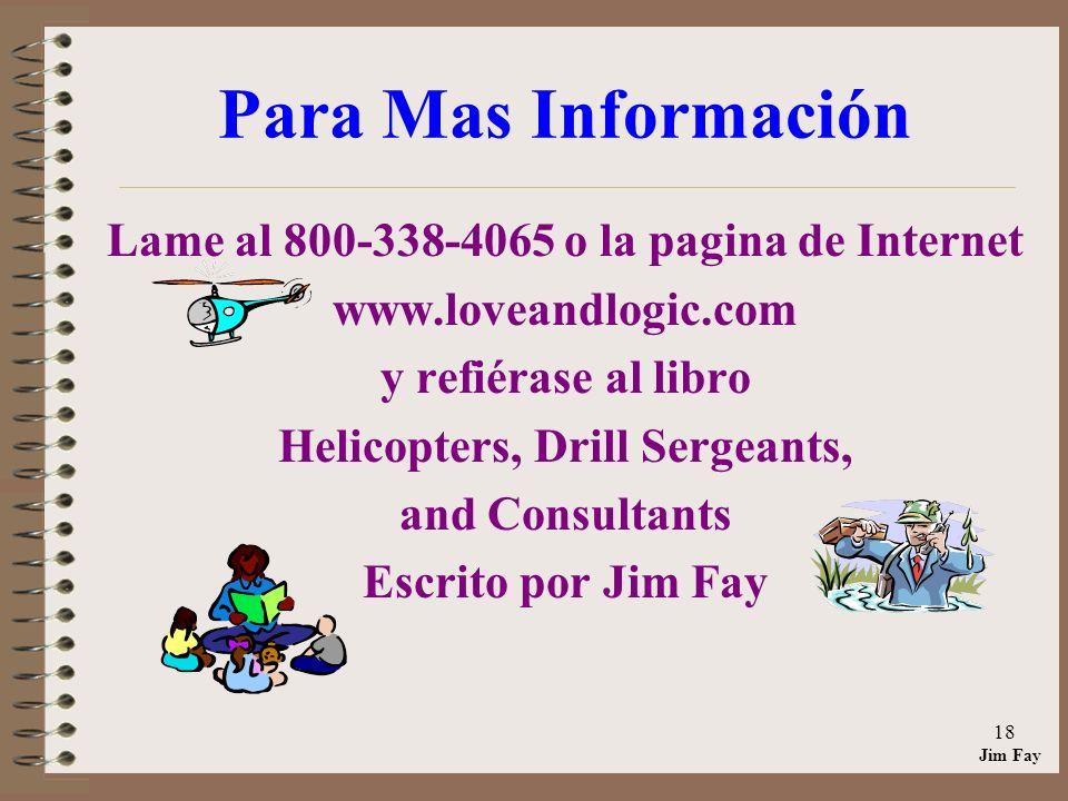 Para Mas Información Lame al 800-338-4065 o la pagina de Internet