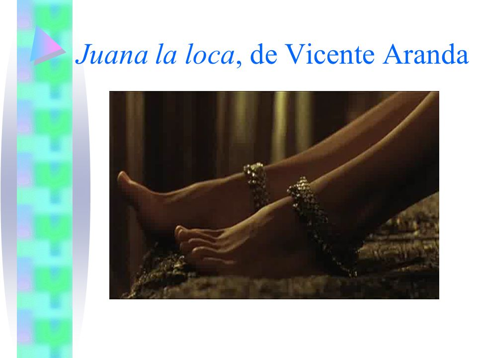 Juana la loca, de Vicente Aranda