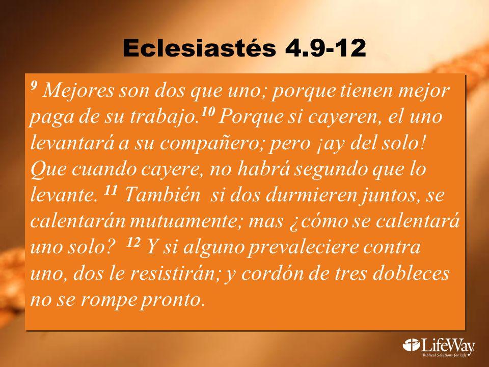 Eclesiastés 4.9-12