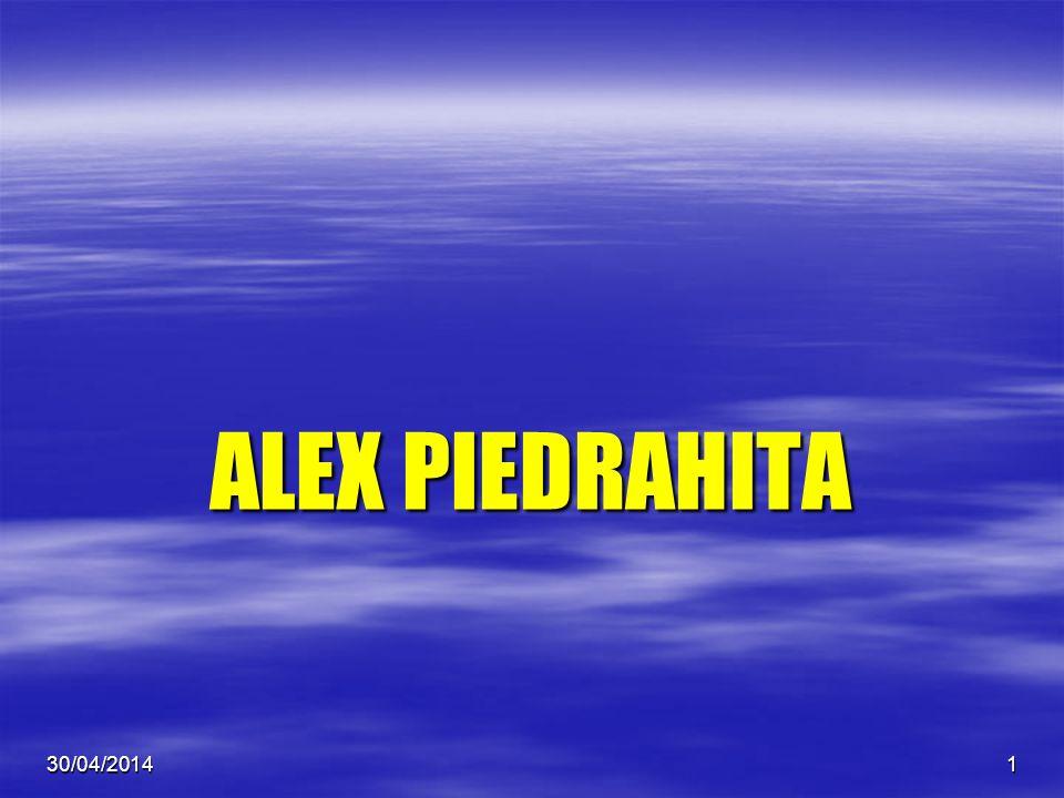 ALEX PIEDRAHITA 29/03/2017