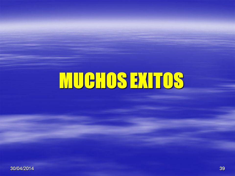 MUCHOS EXITOS 29/03/2017