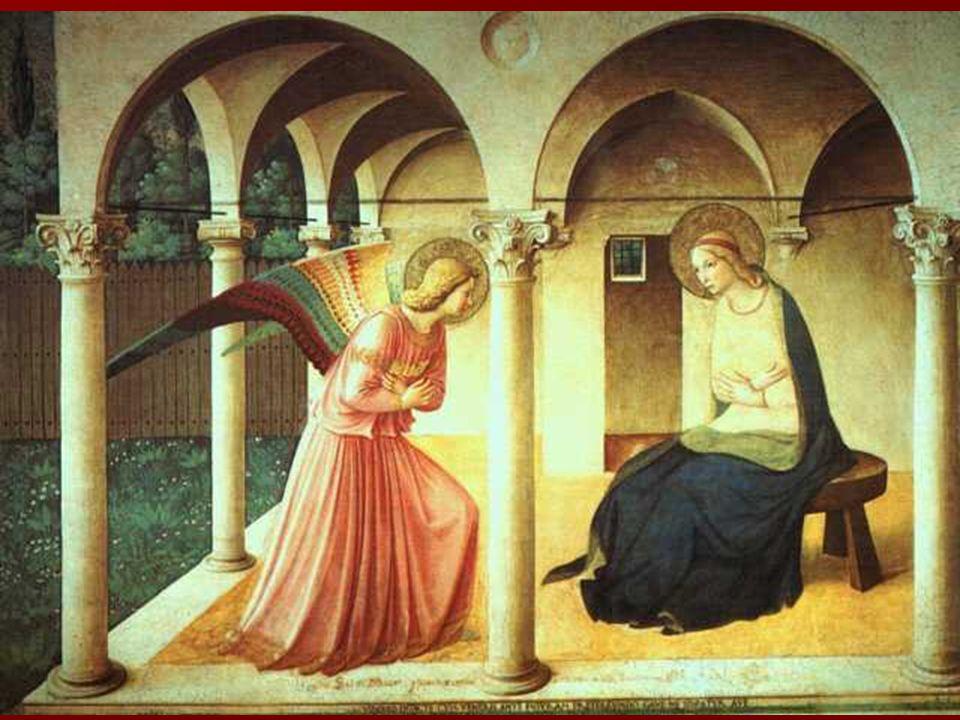 FRESCOS DEL CONVENTO DE SAN MARCOS (Florencia, 1438 y 1446-1450).
