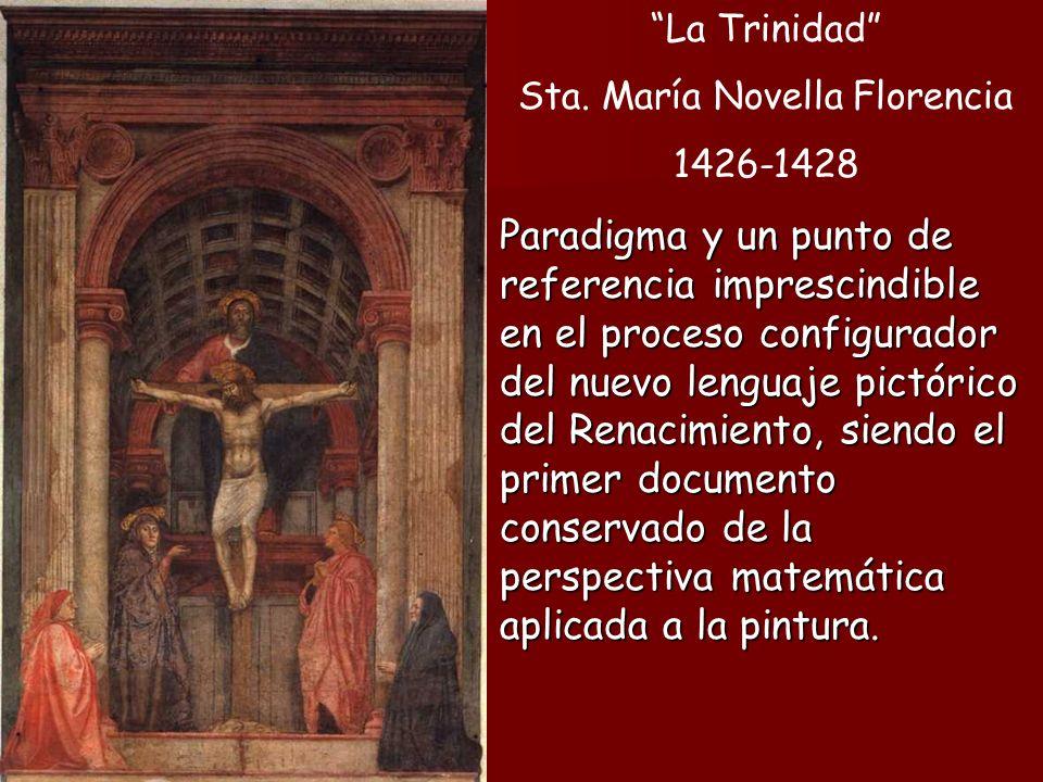 Sta. María Novella Florencia