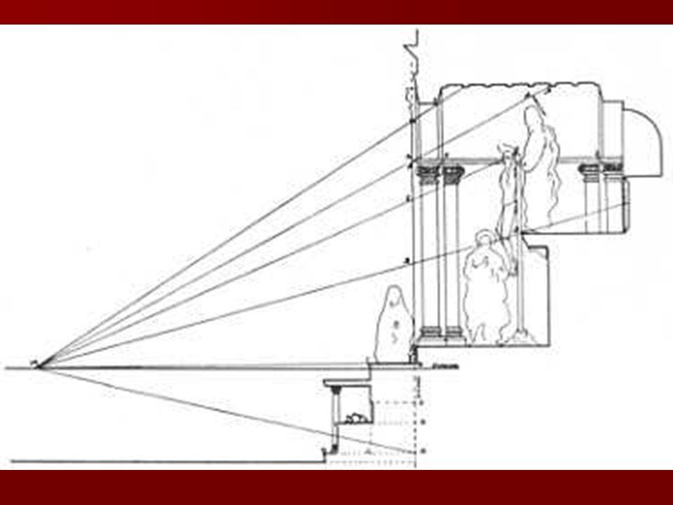 Por primera vez los florentinos ven reproducido con tanta fidelidad la representación de un espacio arquitectónico, de tal manera que consigue engañar al ojo, y lo que es una simple pintura, lo perciben como si ciertamente se tratara de una verdadera capilla que penetra en el muro.