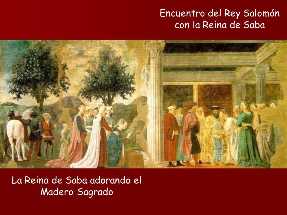 Encuentro del Rey Salomón con la Reina de Saba