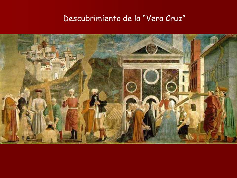 Descubrimiento de la Vera Cruz