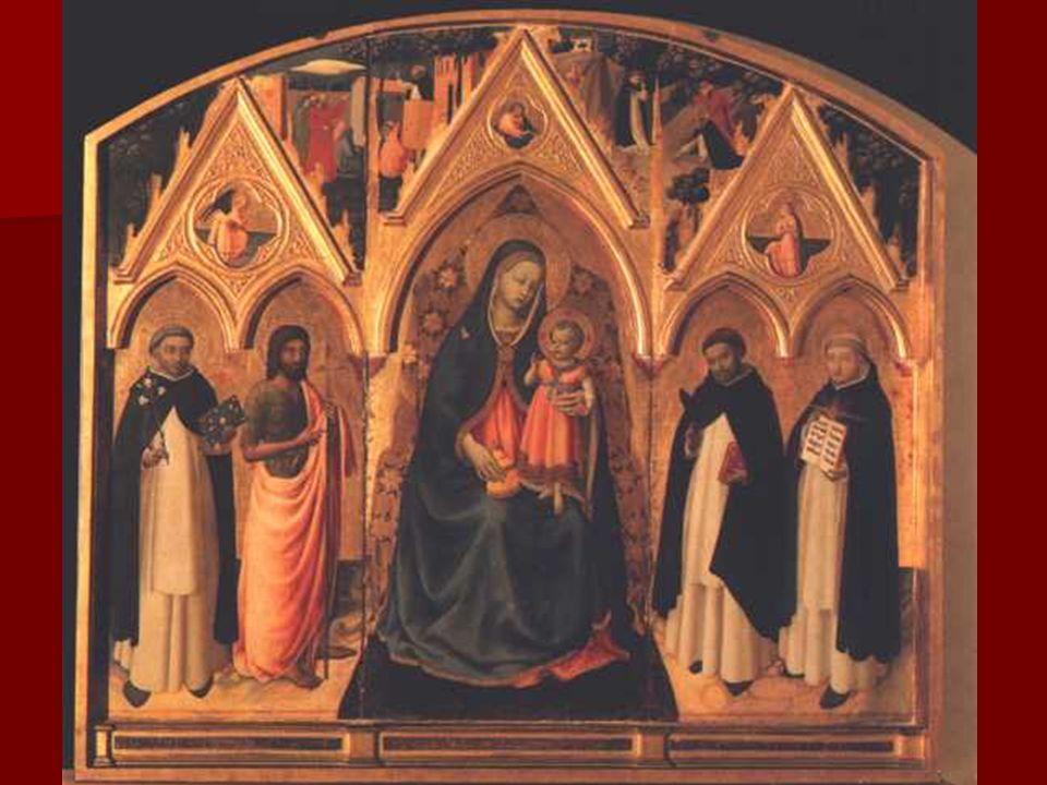 Su pintura constituye un ejemplo de la permanencia de los planteamientos del lenguaje gótico preexistente en el contexto de la renovación clásica.
