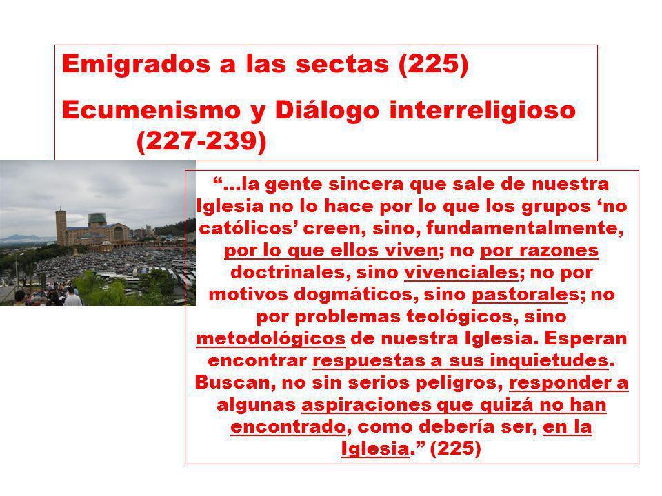 Emigrados a las sectas (225)