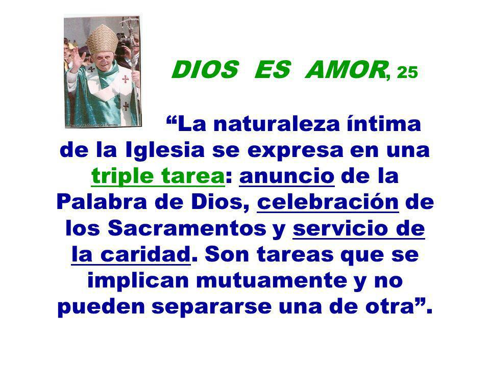 DIOS ES AMOR, 25
