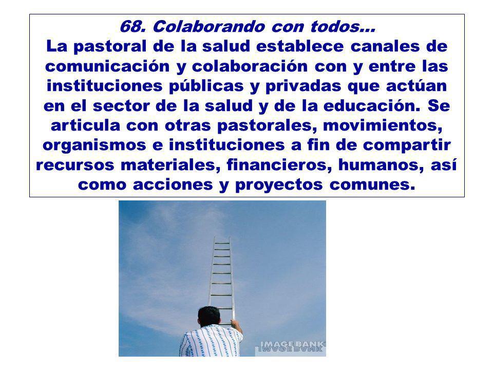 68. Colaborando con todos…
