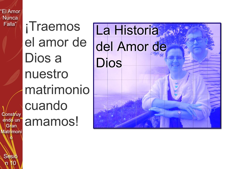 La Historia del Amor de Dios