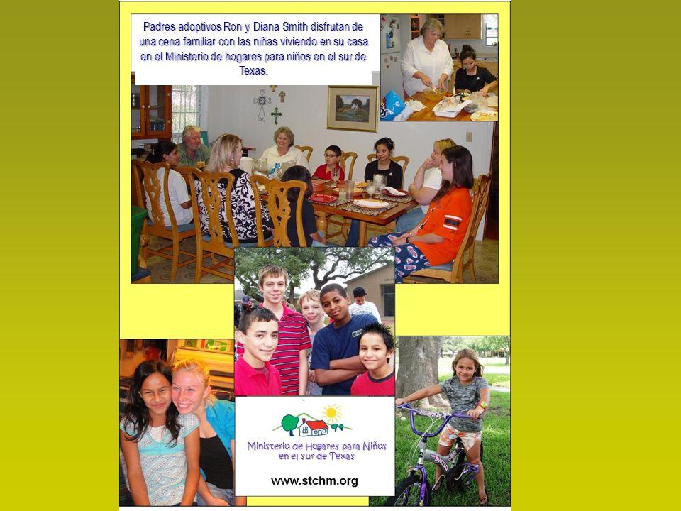 Ministerio de Hogares para Niños en el sur de Texas