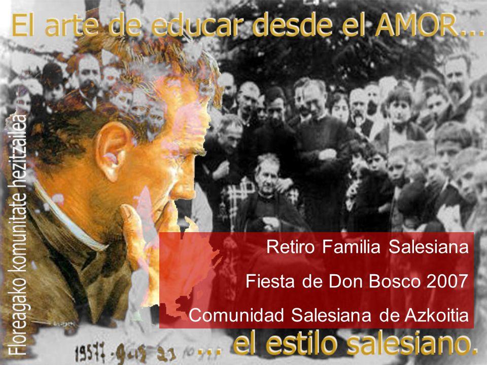 Retiro Familia Salesiana