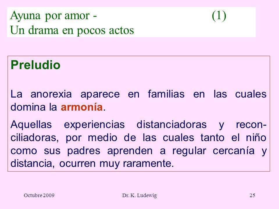 Ayuna por amor - (1) Un drama en pocos actos