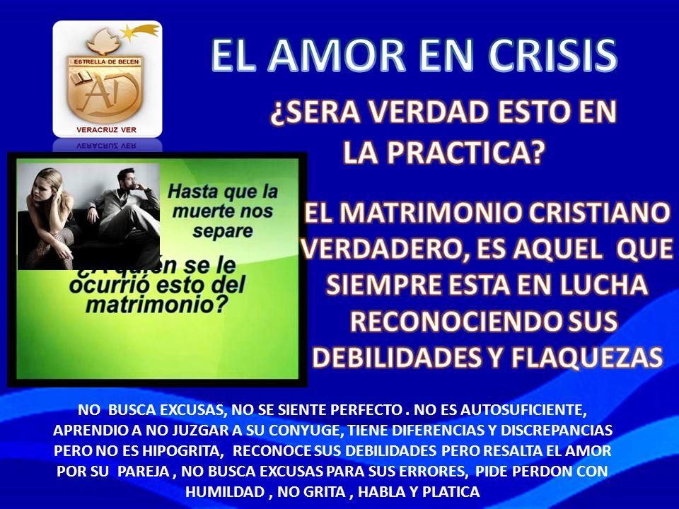 EL MATRIMONIO CRISTIANO DEBILIDADES Y FLAQUEZAS