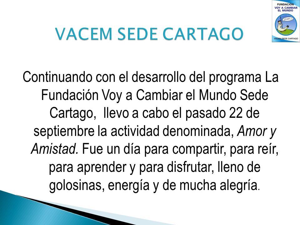 VACEM SEDE CARTAGO