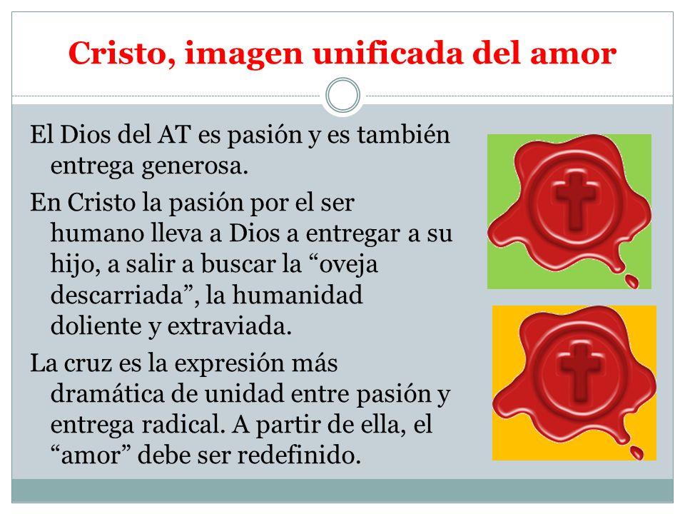 Cristo, imagen unificada del amor