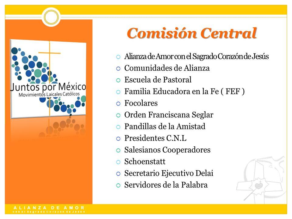 Comisión Central
