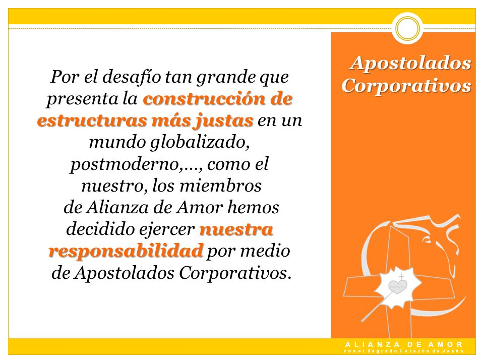 Apostolados Corporativos