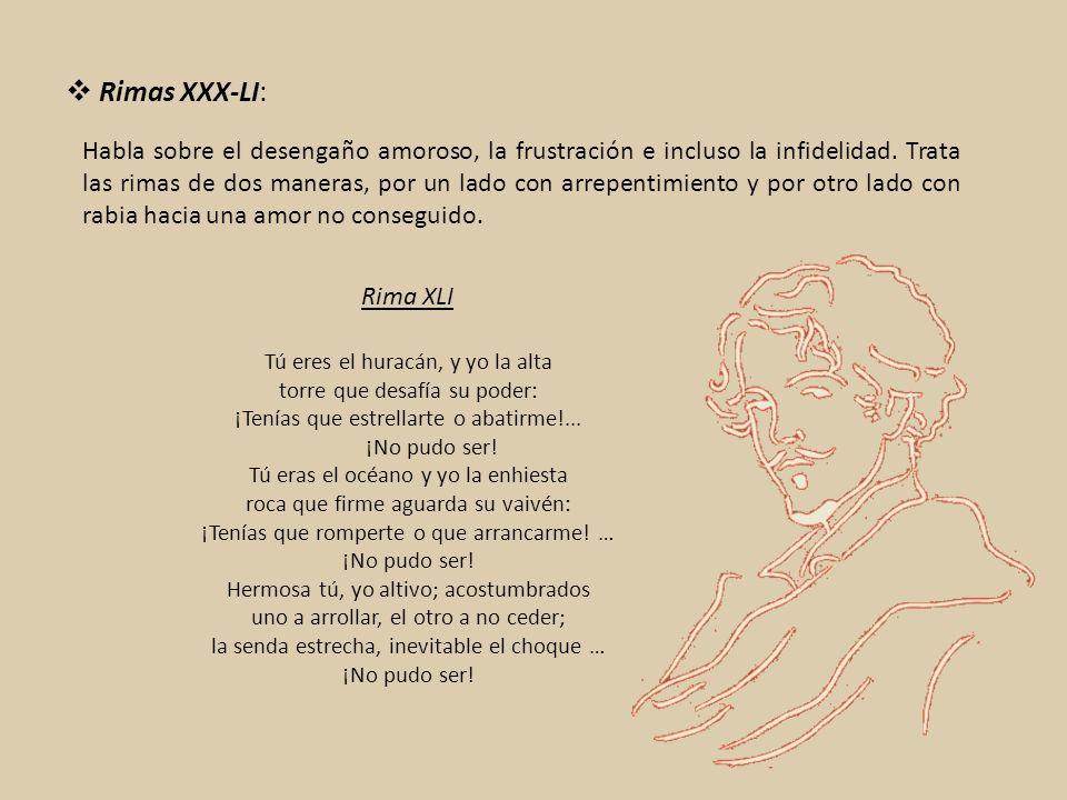Rimas XXX-LI: