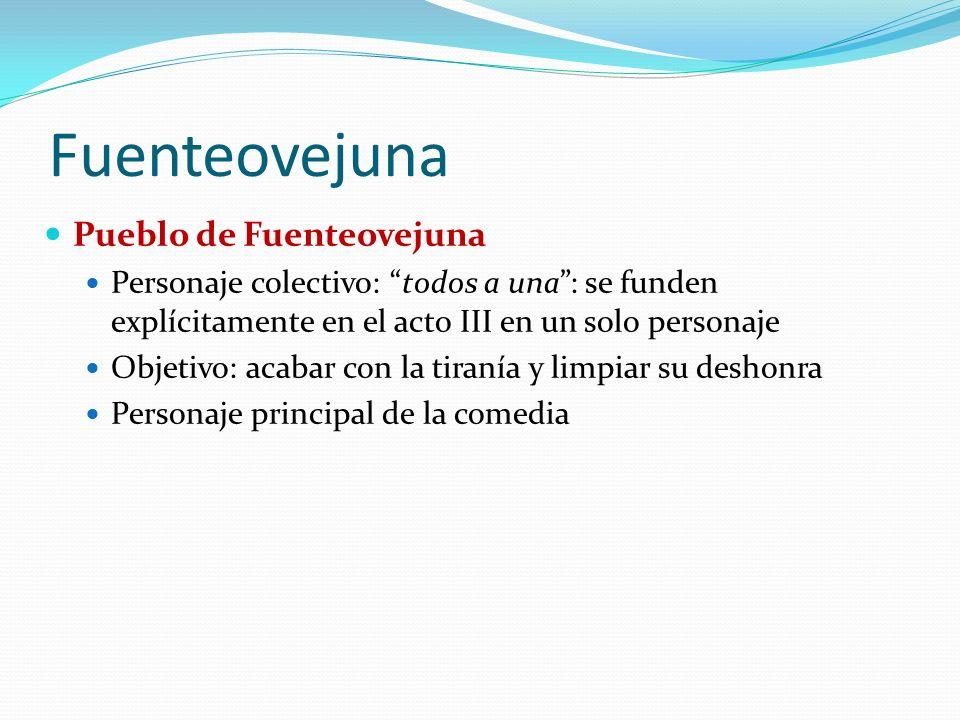 Fuenteovejuna Pueblo de Fuenteovejuna