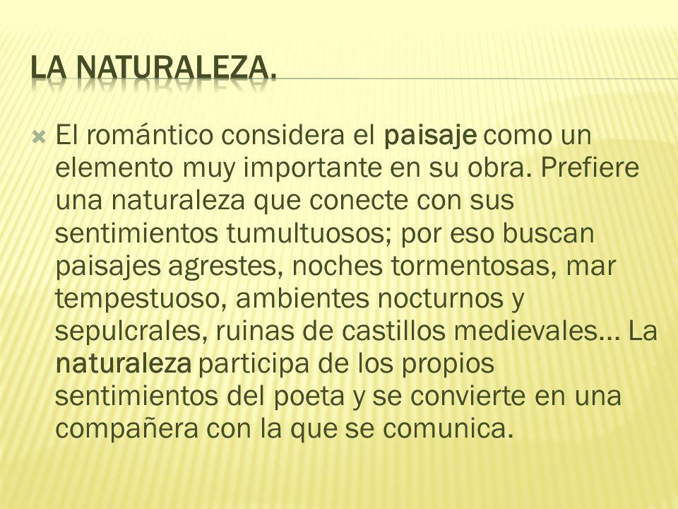 La naturaleza.