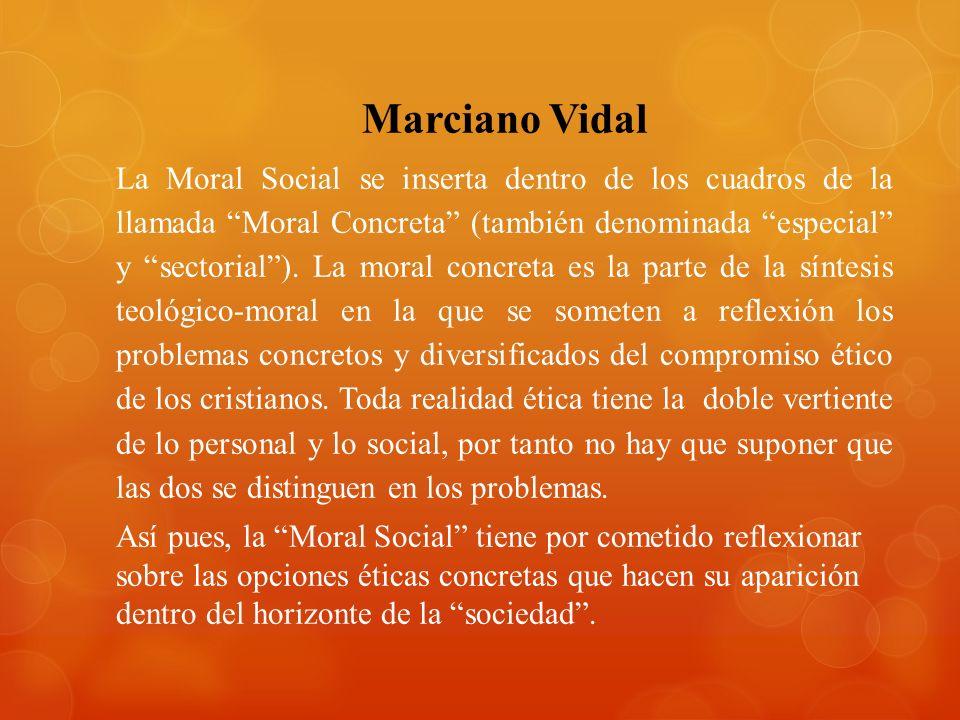 Marciano Vidal