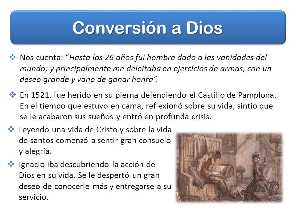 Conversión a Dios